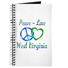 Peace Love West Virginia Journal