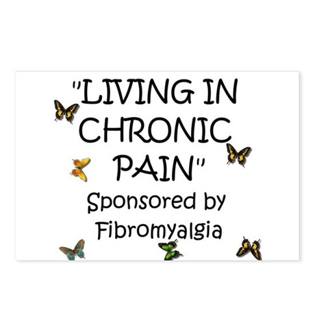 Fibro Postcards (Package of 8)