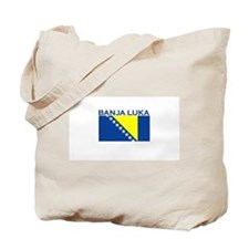 Banja Luka, Bosnia Tote Bag