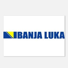 Banja Luka, Bosnia Postcards (Package of 8)