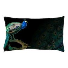 Vintage Peacock Pillow Case
