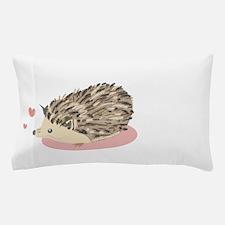 Her Hedgehog Matching Pillow Case