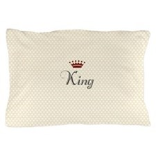 King Pillow Case