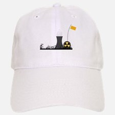 Nuclear Power Plant Baseball Baseball Cap