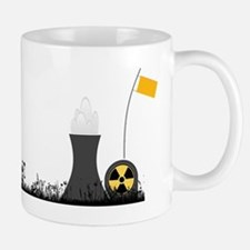 Nuclear Power Plant Mugs