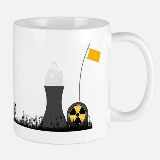 Nuclear Power Plant Mugs