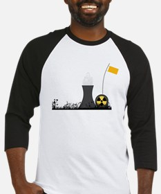 Nuclear Power Plant Baseball Jersey