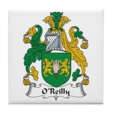 O'Reilly Tile Coaster