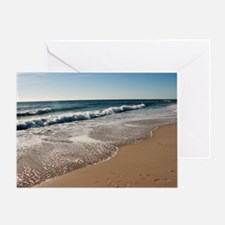 New Jersey beach Greeting Card