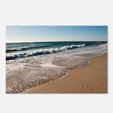 New Jersey beach Postcards (Package of 8)
