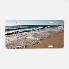 New Jersey beach Aluminum License Plate