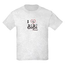 I heart BaBa T-Shirt