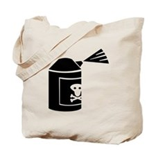 Poison Spray Tote Bag