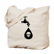 Poison Water Tote Bag