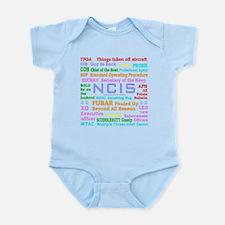 NCIS TV Infant Bodysuit
