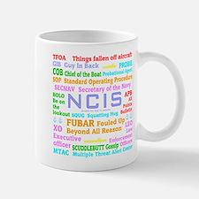 NCIS TV Mug