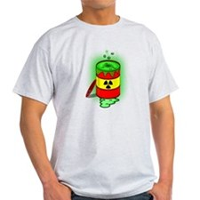 Toxic Spill Barrel T-Shirt