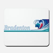 Bradenton, Florida Mousepad