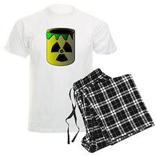 Nuclear Waste Barrel pajamas