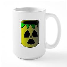 Nuclear Waste Barrel Mugs