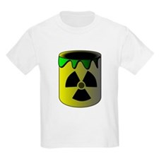 Nuclear Waste Barrel T-Shirt