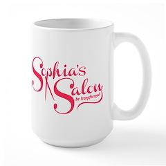 Sophia's Salon Large Mug
