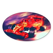 F1 Racer Decal