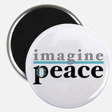 Imagine Peace Magnet