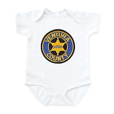 Ventura County Sheriff Infant Bodysuit