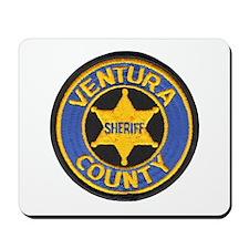Ventura County Sheriff Mousepad