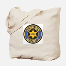 Ventura County Sheriff Tote Bag