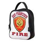 San Francisco Fire Department Neoprene Lunch Bag