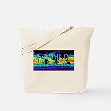 SOS CHILL Tote Bag