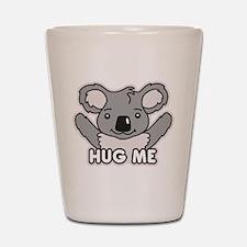 Hug me Shot Glass