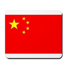 China Flag Mousepad