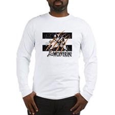 Wolverine Scratch Long Sleeve T-Shirt