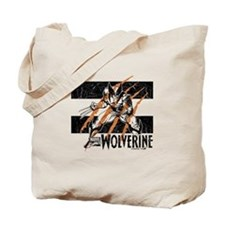 Wolverine Scratch Tote Bag