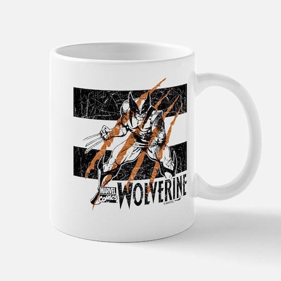 Wolverine Scratch Mug
