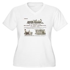 H K Porter & Company, 1890 T-Shirt