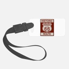 Groom Route 66 Luggage Tag