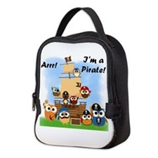 Arrr I'm a Pirate Neoprene Lunch Bag