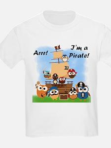 Arrr I'm a Pirate T-Shirt