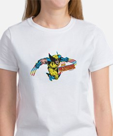 Wolverine Attack Women's T-Shirt