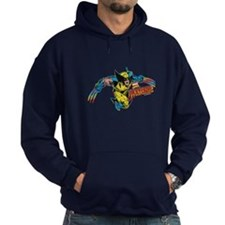 Wolverine Attack Hoody
