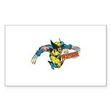 Wolverine Attack Decal