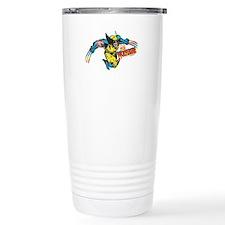 Wolverine Attack Travel Mug