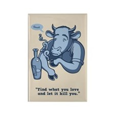 Find What You Love Rectangle Magnet (10 pack)
