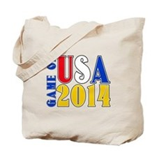 USA 2014 Game On Tote Bag