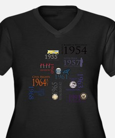 Black History Special Designs Plus Size T-Shirt