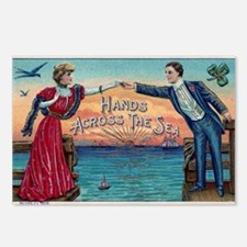 Hands Across The Sea Postcards (Package of 8)